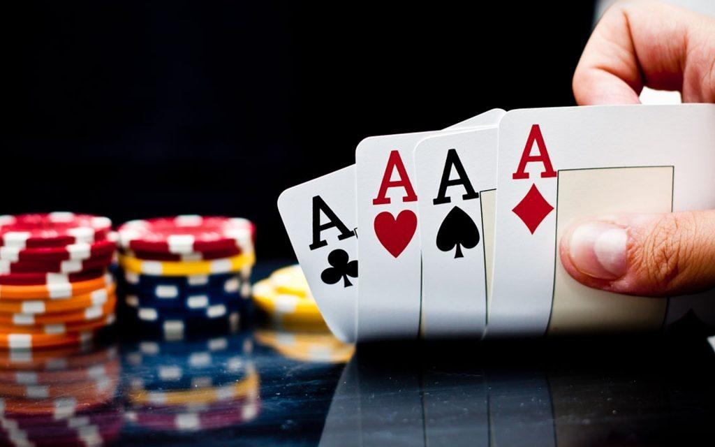 Online Poker Game And Gambling